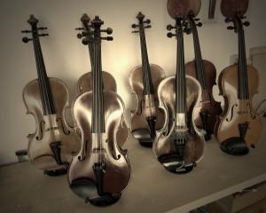violinos sepia